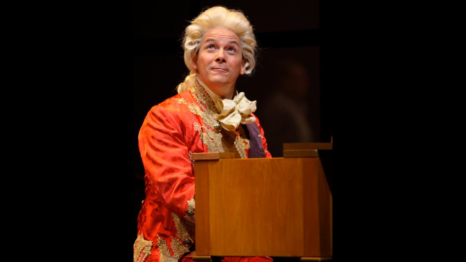 Jim Poulos - Amadeus - Geva Theatre Center - 2010 -2