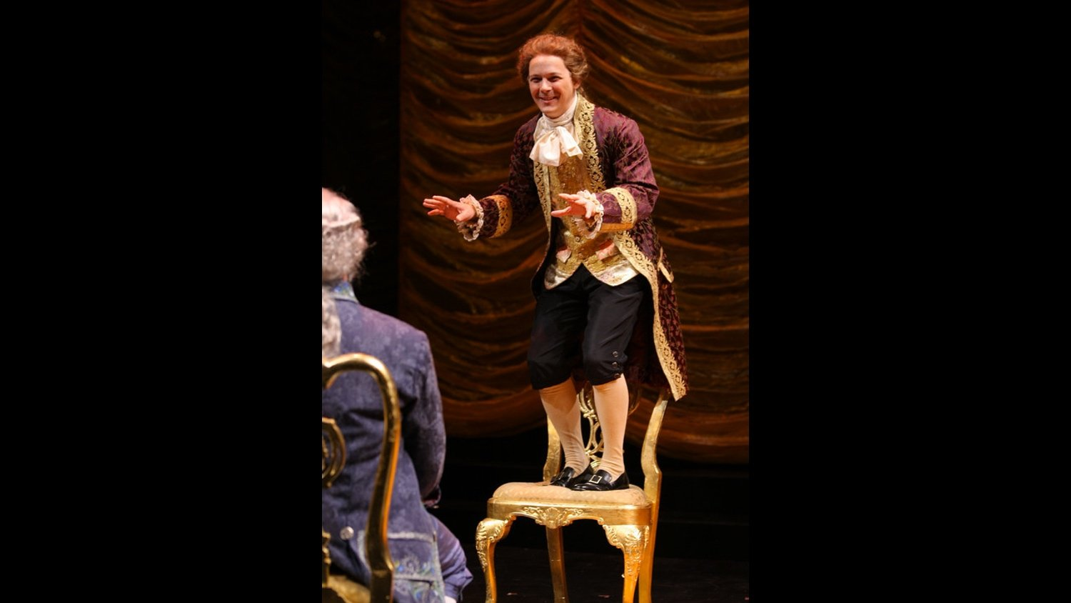 Jim Poulos - Amadeus - Geva Theatre Center - 2010 -4