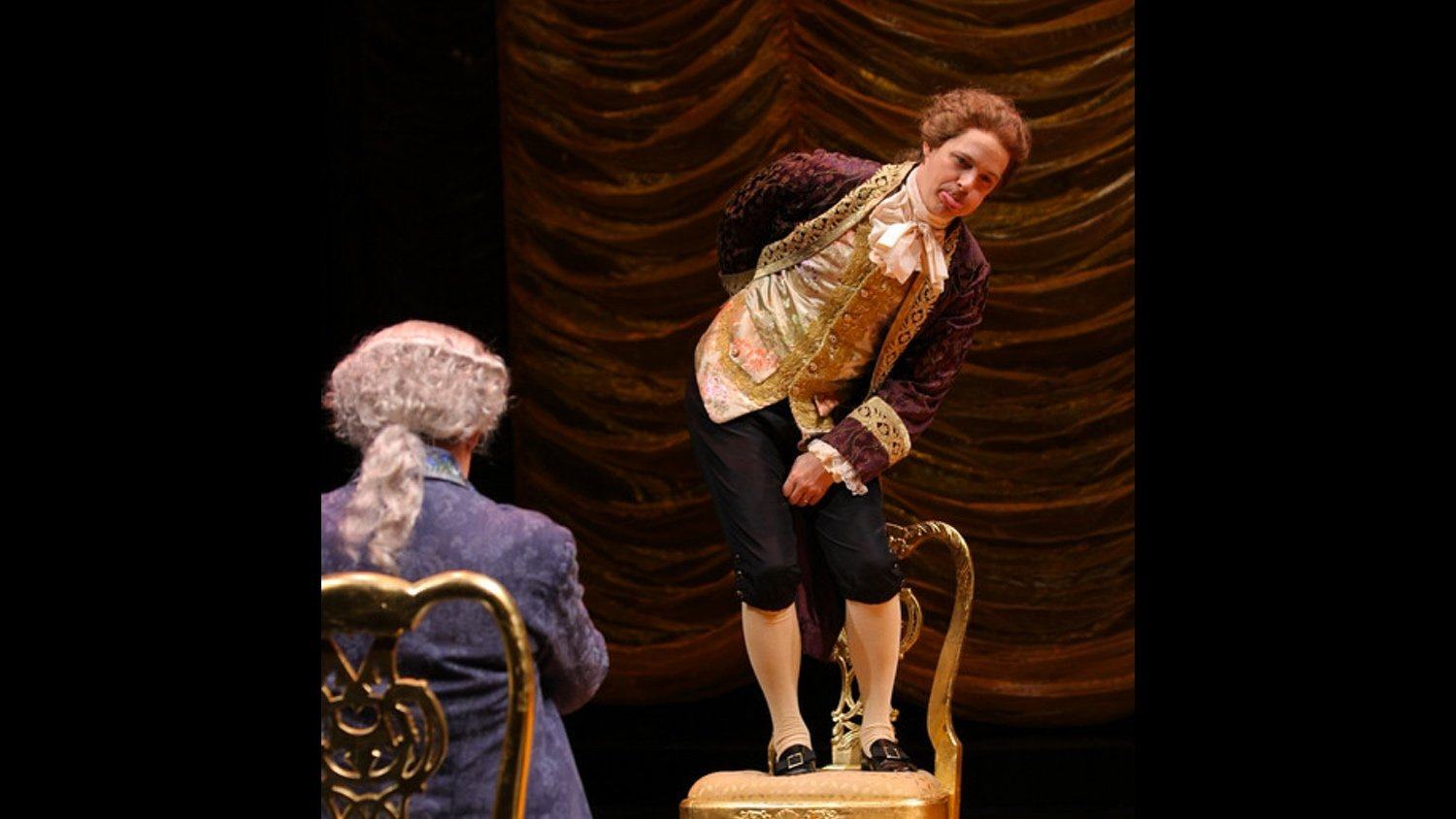 Jim Poulos - Amadeus - Geva Theatre Center - 2010 -6