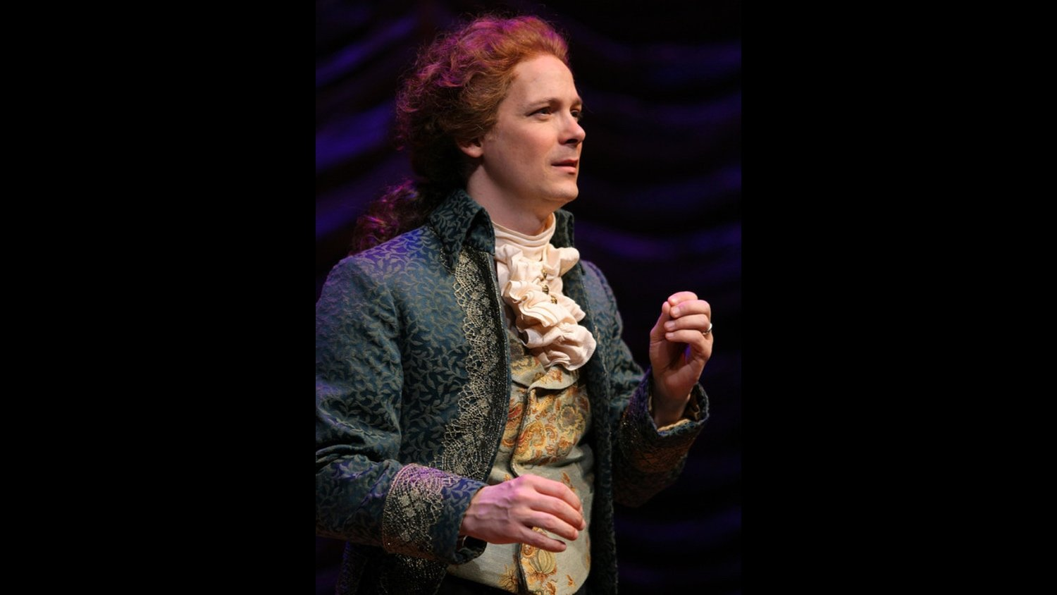 Jim Poulos - Amadeus - Geva Theatre Center - 2010 -8
