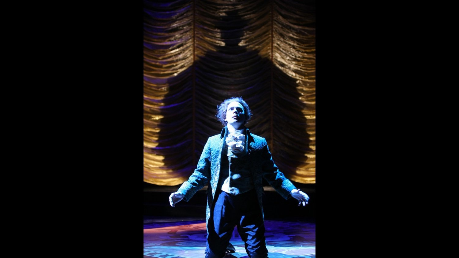 Jim Poulos - Amadeus - Geva Theatre Center - 2010 -9
