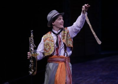 Jim Poulos - The Comedy of Errors at Repertory Theatre of St. Louis 2012: Director: Paul Barnes, Set Design: Erik Paulson, Costume Design: Margaret E. Weedon, Lighting Design: Lonnie Rafael Alcaraz, All Photos: ©Photo by Jerry Naunheim Jr.