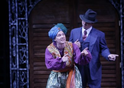 Jim Poulos, Ryan Fonville - The Comedy of Errors at Repertory Theatre of St. Louis 2012: Director: Paul Barnes, Set Design: Erik Paulson, Costume Design: Margaret E. Weedon, Lighting Design: Lonnie Rafael Alcaraz, All Photos: ©Photo by Jerry Naunheim Jr.