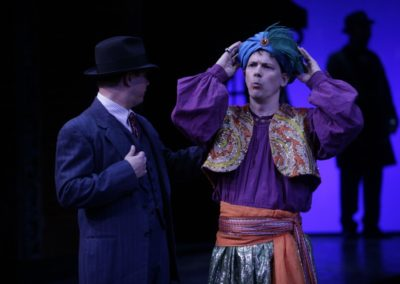 Ryan Fonville, Jim Poulos - The Comedy of Errors at Repertory Theatre of St. Louis 2012: Director: Paul Barnes, Set Design: Erik Paulson, Costume Design: Margaret E. Weedon, Lighting Design: Lonnie Rafael Alcaraz, All Photos: ©Photo by Jerry Naunheim Jr.