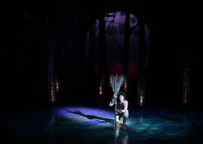 Jim Poulos -  A Midsummer Night's Dream at Repertory Theatre of St. Louis 2014: Director: Paul Barnes, Set Design: James Kronzer, Costume Design: Susan Branch Towne, Lighting Design: Lonnie Rafael Alcaraz, Choreographer: Matt Williams, All Photos: ©Photo by Jerry Naunheim Jr.
